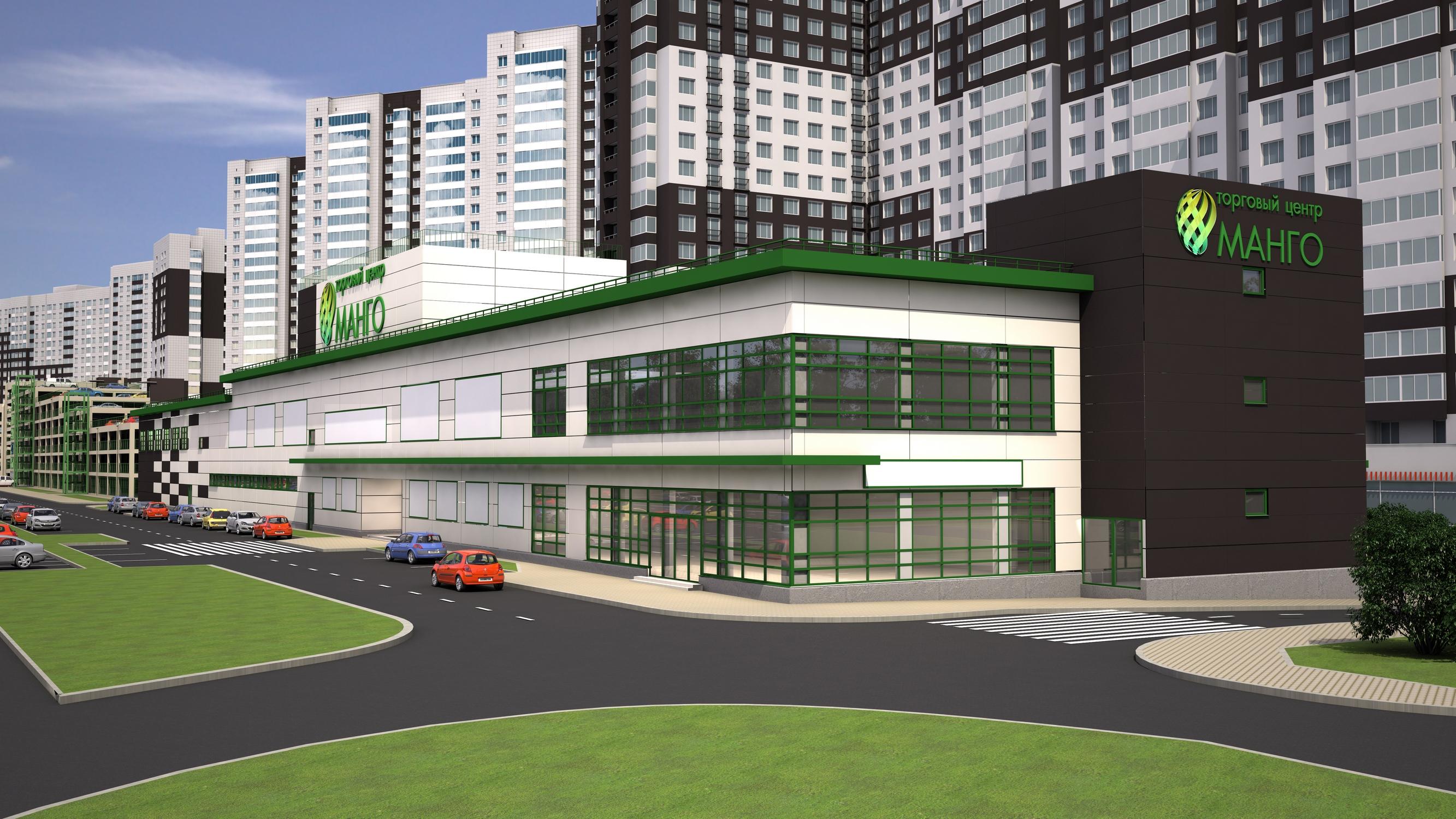 491b99da6c38 Торговый центр Манго Одинцово   Торговая недвижимость   gotoMall