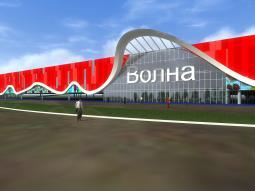В Барнауле все готово к открытию ТРЦ «Волна»