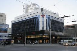 Corteo Fashion Mall в Екатеринбурге пока еще не продан