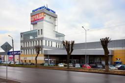 Основным арендатором второй очереди ТРЦ «Галактика» в Смоленске будет мебельный гипермаркет